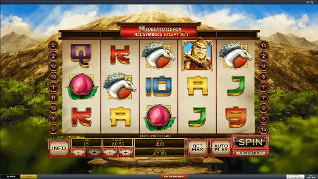 игровой автомат Sun Wukong 3