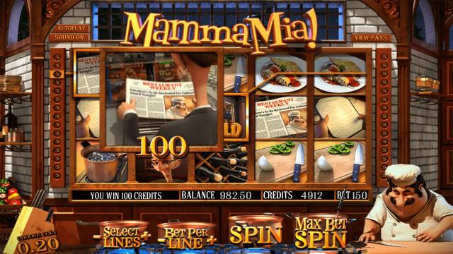 онлайн аппарат Mamma Mia 10