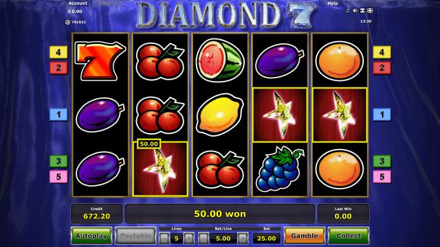 онлайн аппарат Diamond 7 8