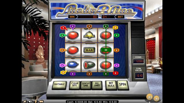 игровой автомат Lucky 8 Line 3