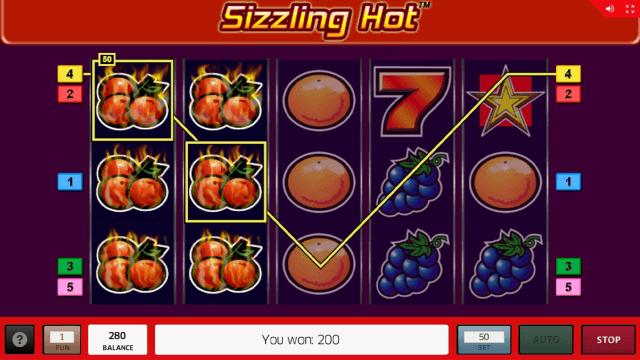 популярный слот Sizzling Hot 20
