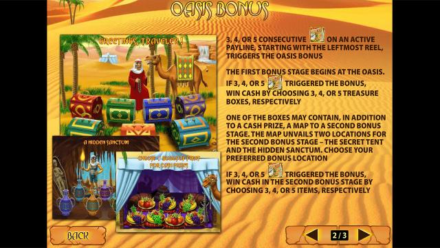 игровой автомат Desert Treasure II 4