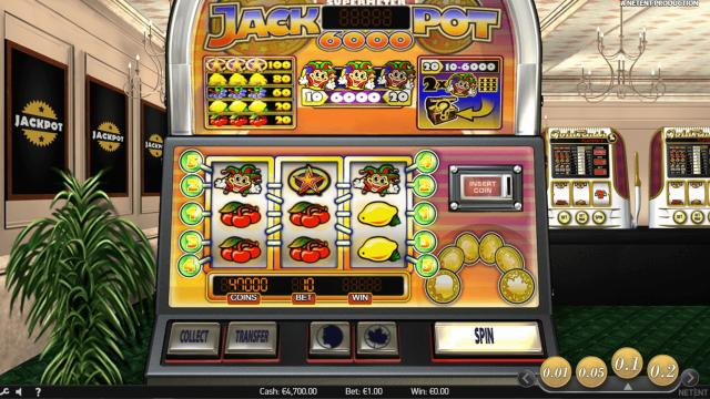онлайн аппарат Jackpot 6000 1