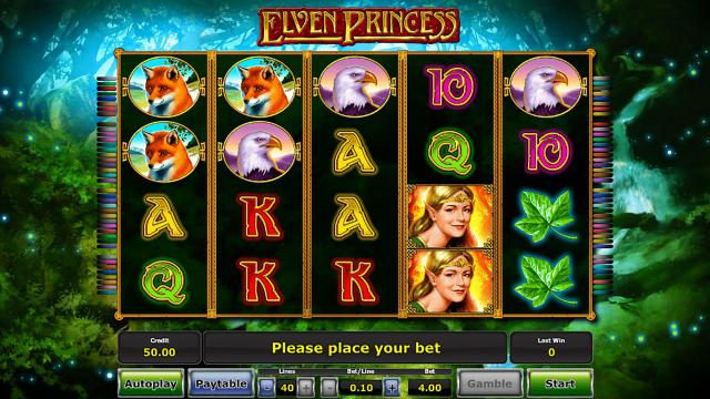 игровой автомат Elven Princess 1