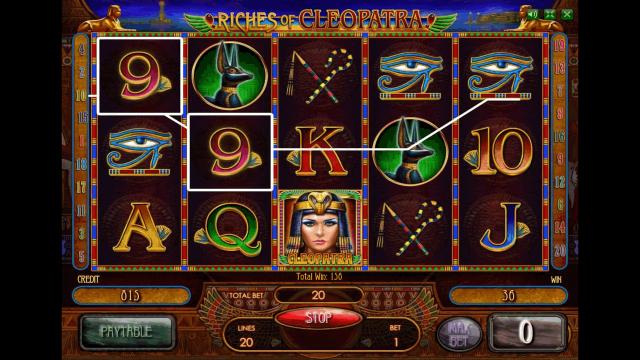 популярный слот Riches Of Cleopatra 6