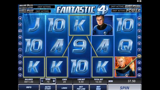 популярный слот Fantastic Four 14