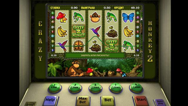 игровой автомат Crazy Monkey 2 7