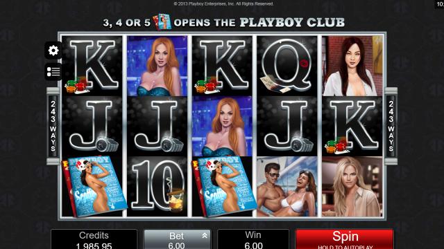 онлайн аппарат Playboy 16
