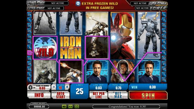 онлайн аппарат Iron Man 2 2