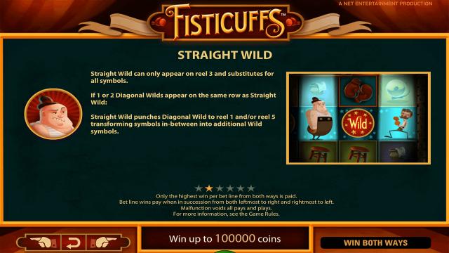 онлайн аппарат Fisticuffs 5