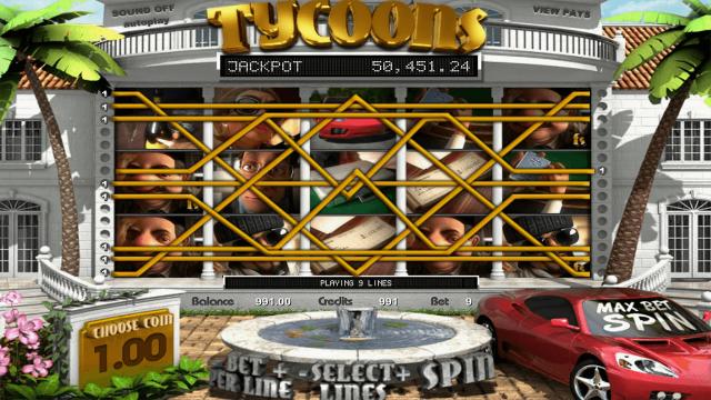 игровой автомат Tycoons 2