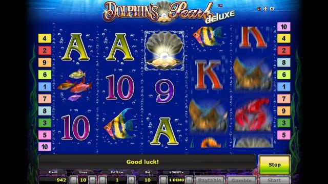 игровой автомат Dolphin's Pearl Deluxe 10