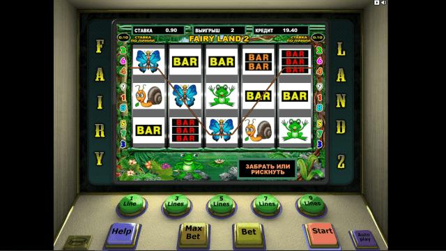 игровой автомат Fairy Land 2 10