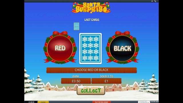 игровой автомат Santa Surprise 7