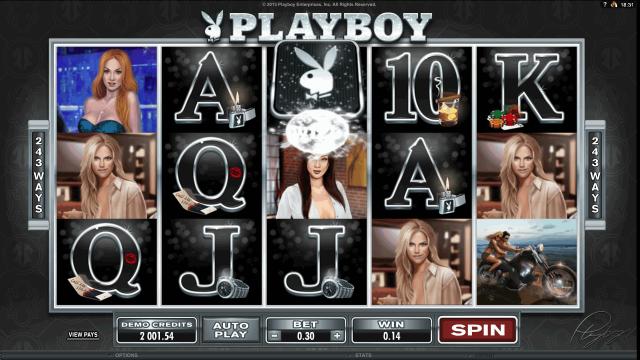 онлайн аппарат Playboy 2
