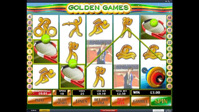 популярный слот Golden Games 2