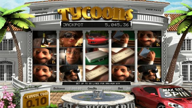 онлайн аппарат Tycoons 1