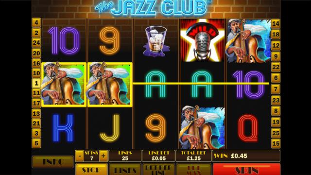 онлайн аппарат The Jazz Club 6