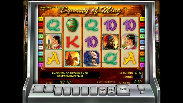 игровой автомат The Ming Dynasty 2