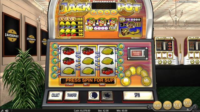 онлайн аппарат Jackpot 6000 10