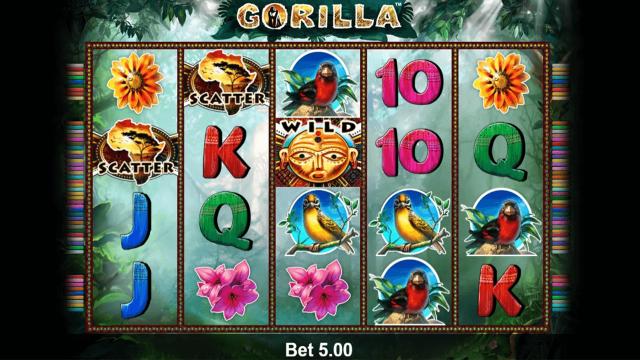 онлайн аппарат Gorilla 10