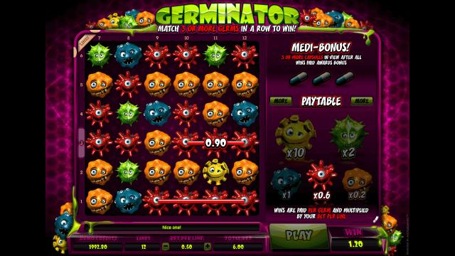 популярный слот Germinator 6