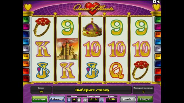 игровой автомат Queen Of Hearts 2