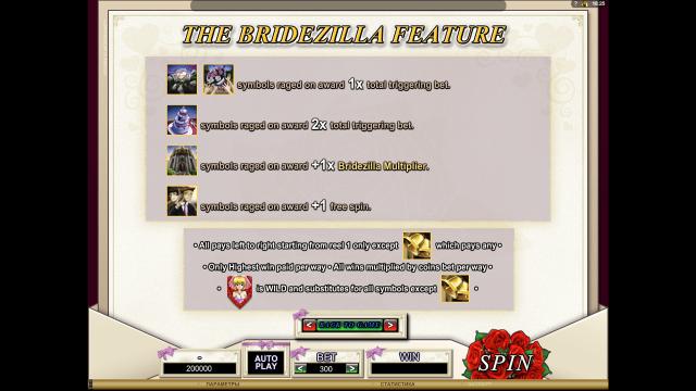игровой автомат Bridezilla 4