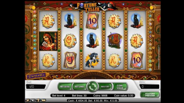 популярный слот Fortune Teller 3