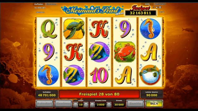 игровой автомат Mermaid's Pearl Deluxe 9