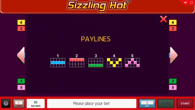популярный слот Sizzling Hot 17