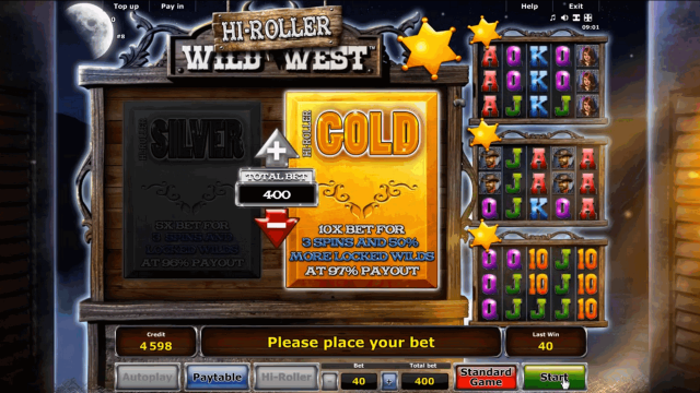 игровой автомат Wild West 10