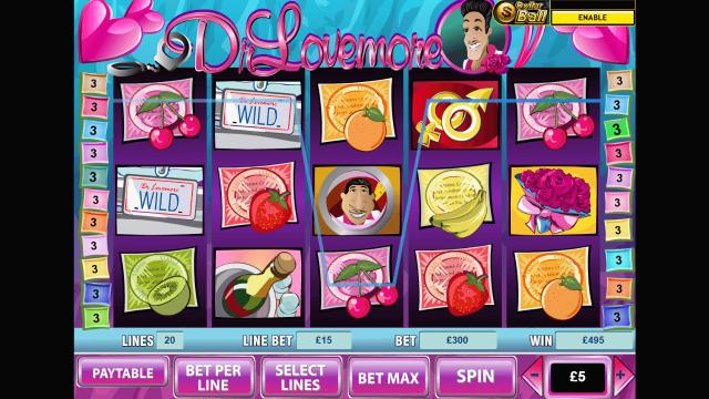 игровой автомат Dr Lovemore 8