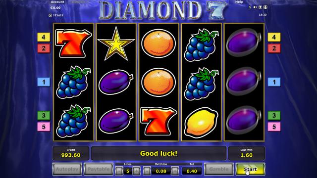 онлайн аппарат Diamond 7 4