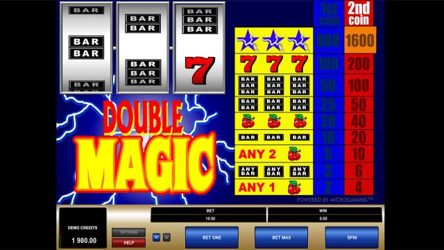 популярный слот Double Magic 5