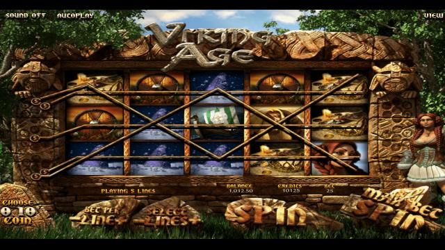 популярный слот Viking Age 10