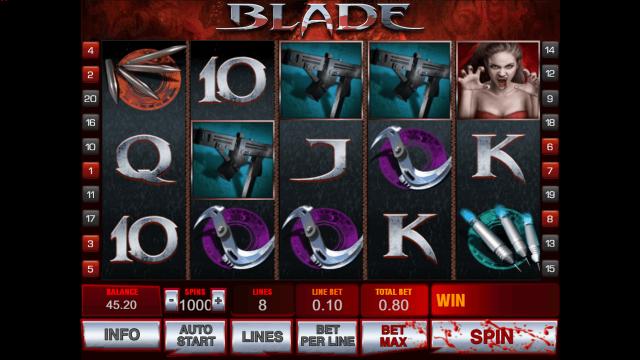 онлайн аппарат Blade 3