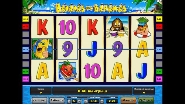 популярный слот Bananas Go Bahamas 3