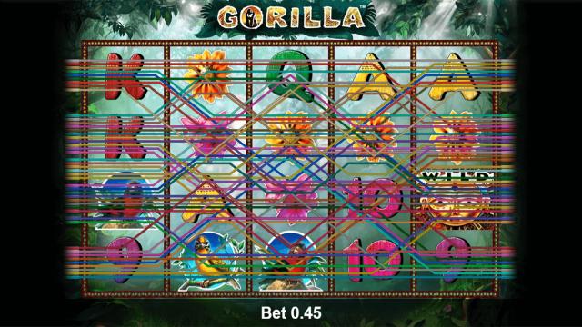 популярный слот Gorilla 6