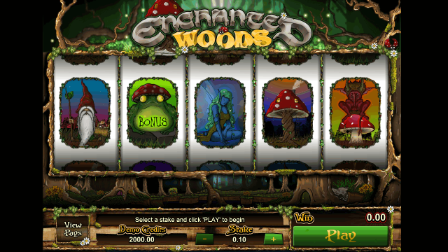 онлайн аппарат Enchanted Woods 1