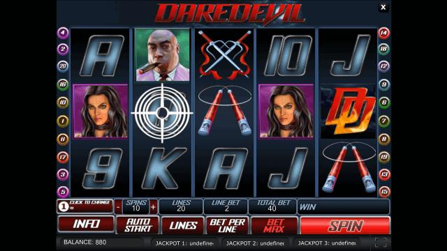 игровой автомат Daredevil 2
