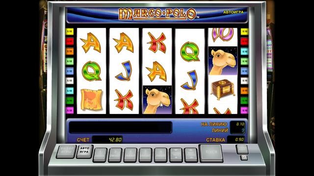игровой автомат Marco Polo 2