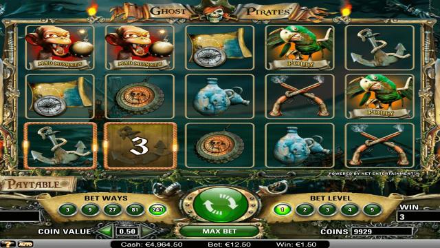 онлайн аппарат Ghost Pirates 9