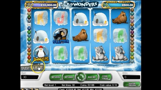 игровой автомат Icy Wonders 1