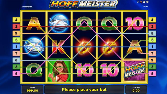 игровой автомат Hoffmeister 4