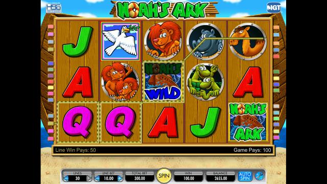 игровой автомат Noah's Ark 10
