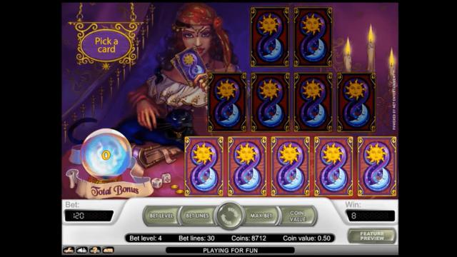 игровой автомат Fortune Teller 7