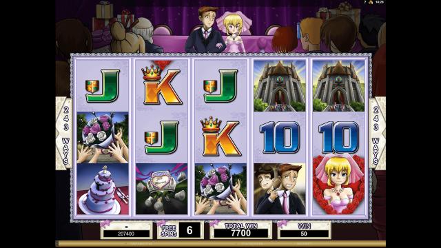 игровой автомат Bridezilla 10