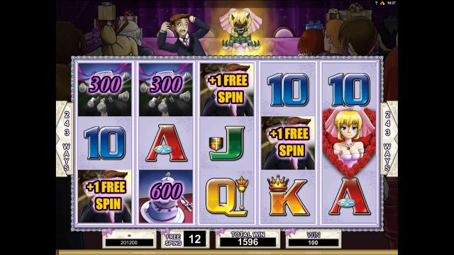 игровой автомат Bridezilla 6