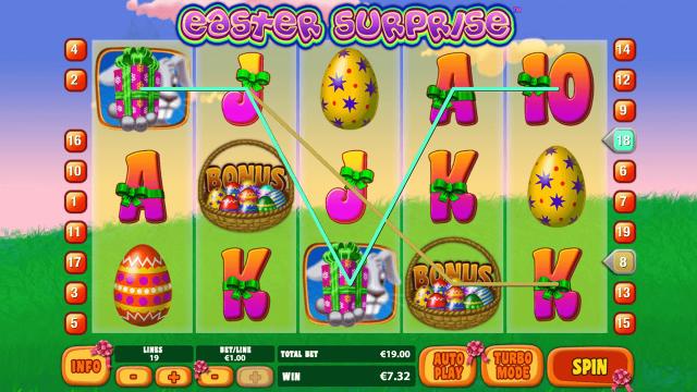 онлайн аппарат Easter Surprise 2